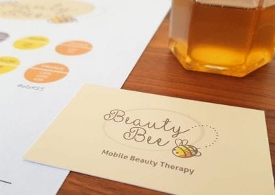 Beauty Bee Logo Design