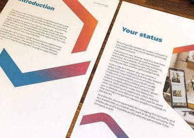 Complete HQ Booklet Design