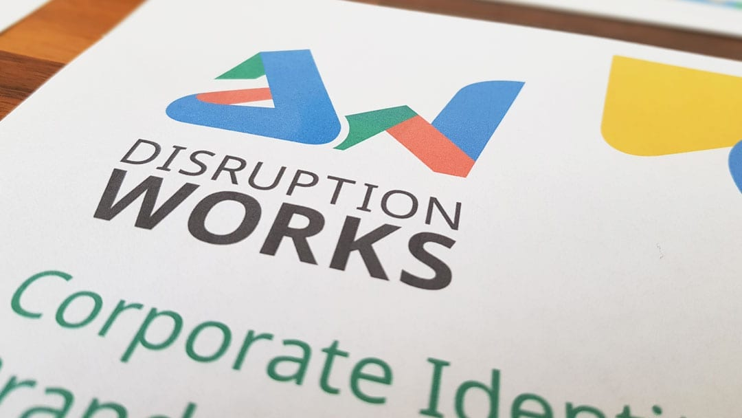 Disruption Works Branding