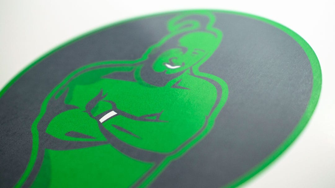 Green Genie Logo Design
