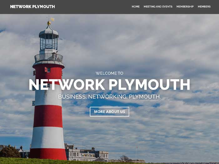 Network Plymouth Website Design