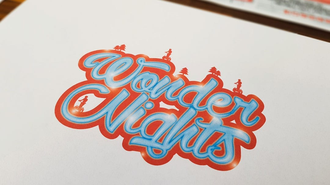 Original Wonder Nights Logo