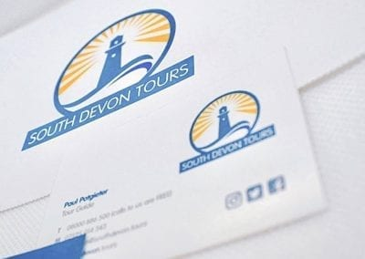 South Devon Tours Logo