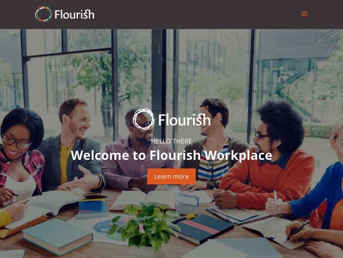 Flourish Website Design