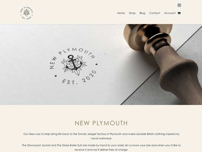 New Plymouth Website Design